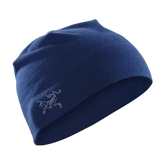Шапка Arcteryx Arcteryx RHO LTW темно-синий ONE 43cafbad500