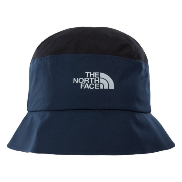 где купить Панама The North Face The North Face Goretex Bucket Hat черный SM недорого с доставкой