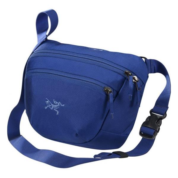 Сумка на пояс Arcteryx Arcteryx Maka 2 Waistpack синий 2.5л пояс для бега nike lean waistpack цвет синий черный