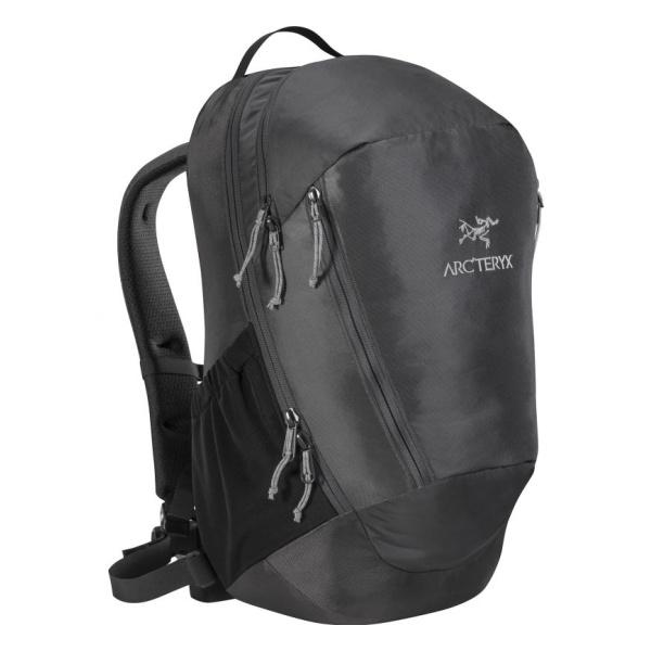 Рюкзак Arcteryx Arcteryx Mantis 26L Backpack темно-серый 26л