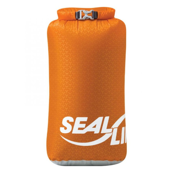 Гермомешок SealLine Sealline Blocker Dry Sack 5L оранжевый 5L