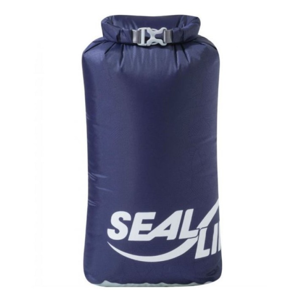 Гермомешок SealLine Sealline Blocker Dry Sack 5L темно-синий 5л