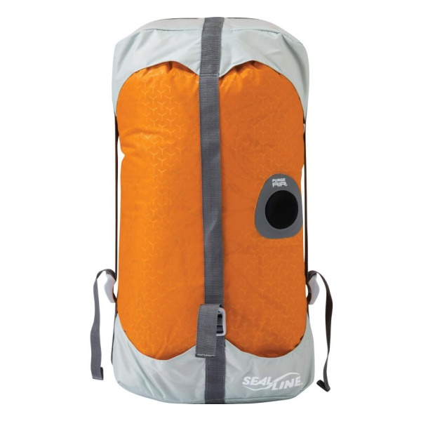 Гермомешок SealLine Sealline Blocker Dry Compress 30L оранжевый 30л