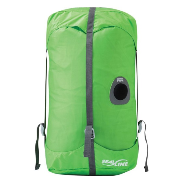 Гермомешок SealLine Sealline Blockerlite Dry Compress 20L зеленый 20л