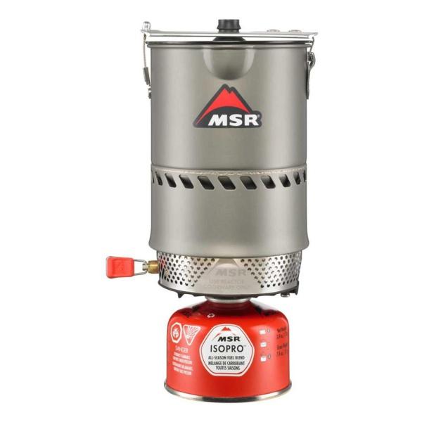 Горелка газовая MSR MSR Reactor 1.0L Stove System 1л