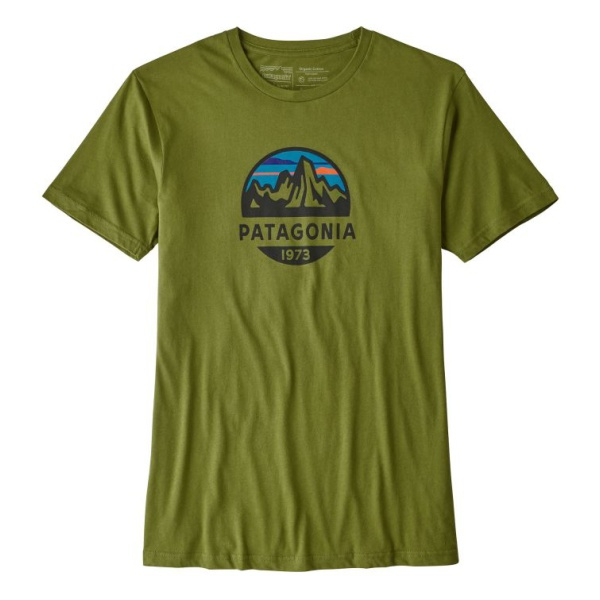 Футболка Patagonia Patagonia Fitz Roy Scope Organic T-Shirt футболка patagonia rania top женская