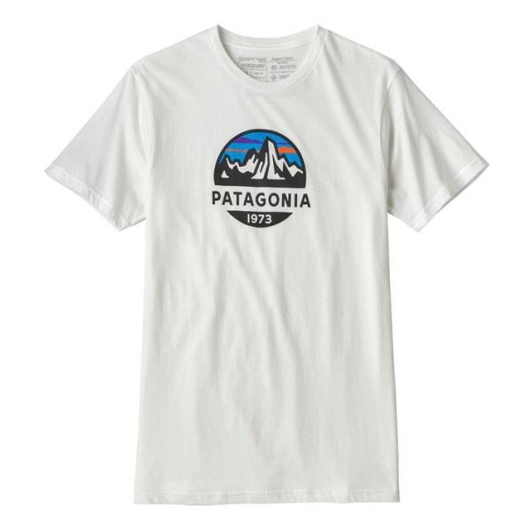 Футболка Patagonia Patagonia Fitz Roy Scope Organic T-Shirt цена в Москве и Питере