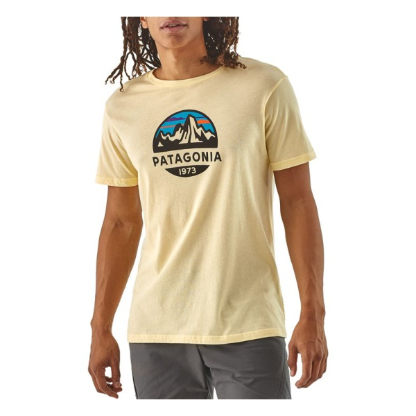 Купить Футболка Patagonia Fitz Roy Scope Organic T-Shirt