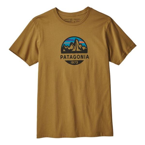 Футболка Patagonia Patagonia Fitz Roy Scope Organic T-Shirt бандана patagonia patagonia lined knit headband оранжевый