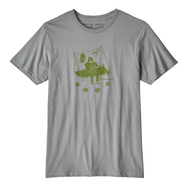 Футболка Patagonia Patagonia Portaledge Concert Organic T-Shirt футболка patagonia