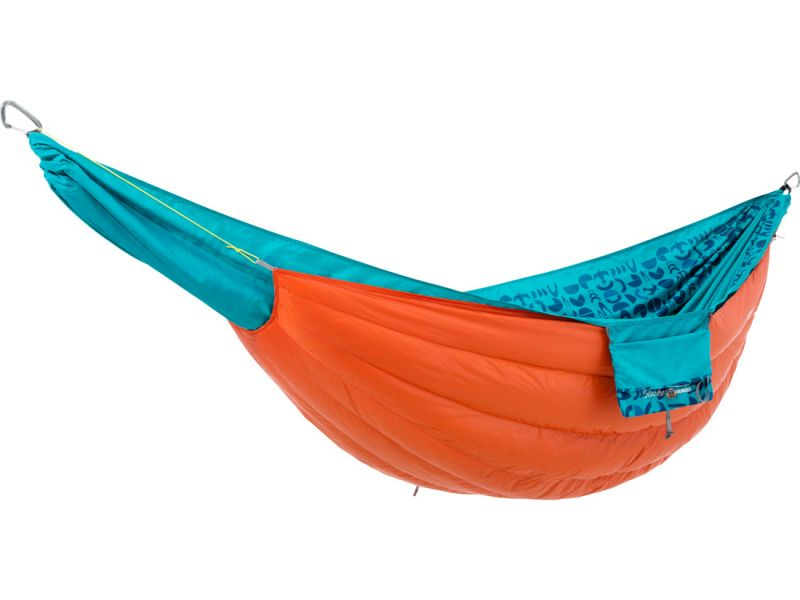 Утеплитель Therm-A-Rest для гамака Therm-a-Rest Down Snuggler красный подушка therm a rest down pillow синий regular