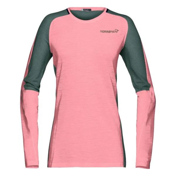 Футболка Norrona Norrona Bitihorn Wool женская футболка norrona norrona fjora equaliser lightweight long sleeve