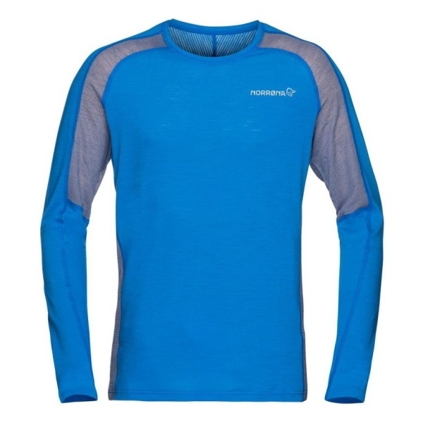 Футболка Norrona Norrona Bitihorn Wool Shirt футболка norrona norrona fjora equaliser lightweight long sleeve
