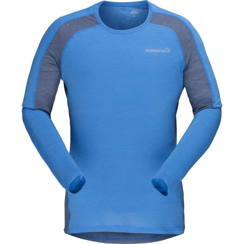 Футболка Norrona Norrona Bitihorn Wool Shirt футболка norrona norrona 29 cotton powder skier t shirt