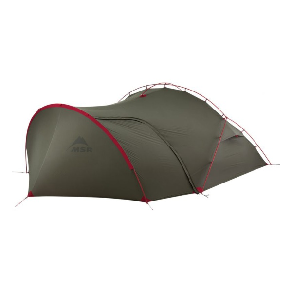 Палатка MSR MSR Hubba Tour 3 зеленый 3/местная