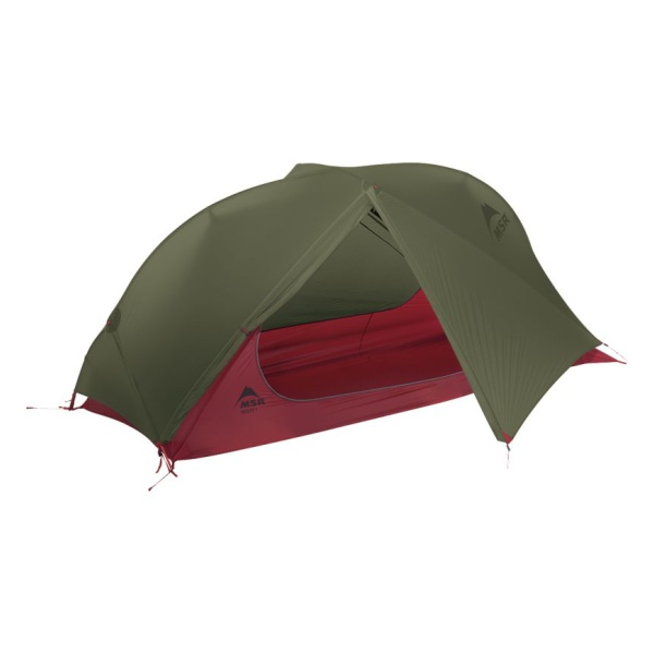 Палатка MSR Freelite 1 зеленый 1/местная