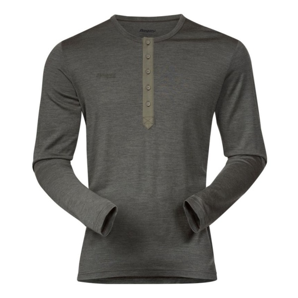 Футболка Bergans Bergans Henley Wool Shirt virginia henley insatiable