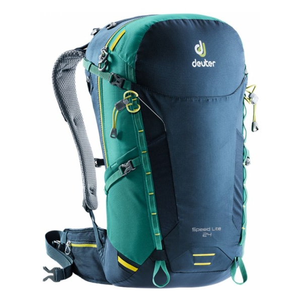 Рюкзак Deuter Deuter Speed Lite 24 темно-голубой 24Л цена и фото