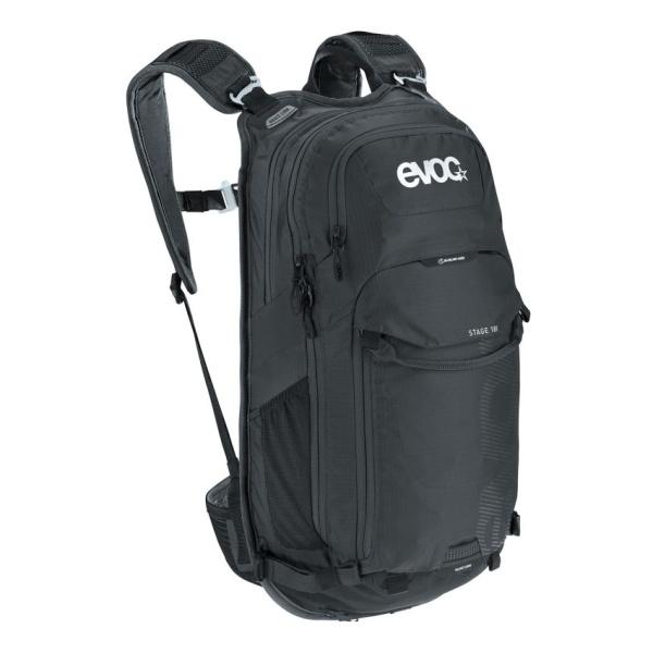 Рюкзак EVOC Evoc Stage 18l черный 18л