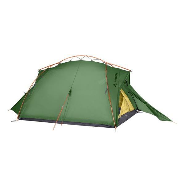Палатка Vaude Vaude Mark UL 3P зеленый 3/хместная
