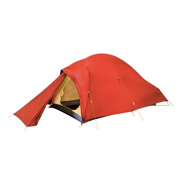 Палатка Vaude Hogan UL 2P оранжевый 2/хместная