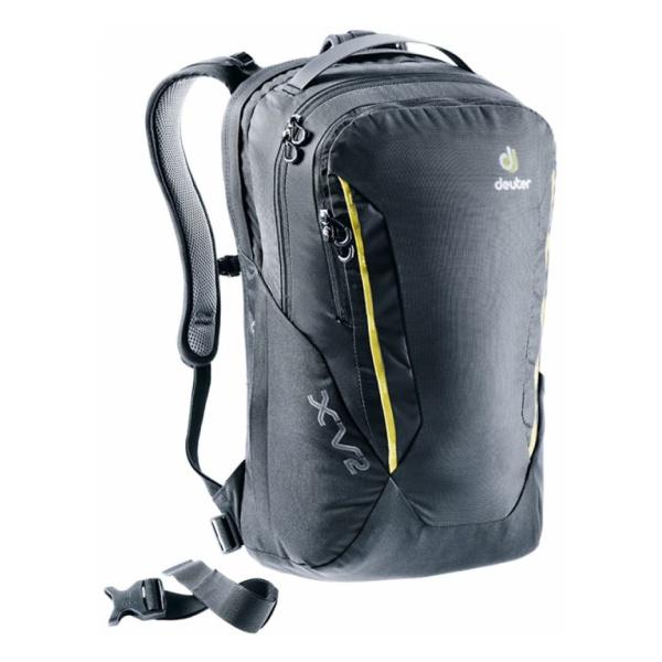 Рюкзак Deuter Deuter XV 2 черный 19л городской рюкзак с отделением для ноутбука deuter graduate 28 л синий 80232 3608
