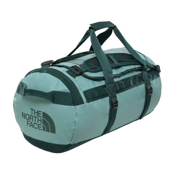 Баул The North Face The North Face Base Camp Duffel - M светло-зеленый 69Л сланцы the north face the north face base camp leather flip flop
