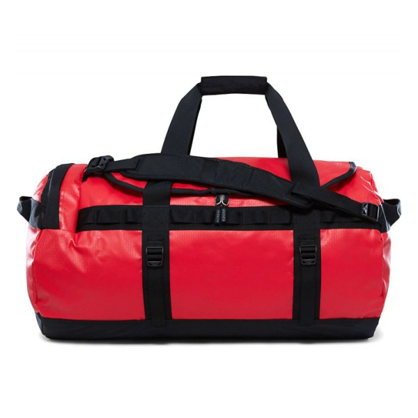 Сумка The North Face The North Face Base Camp Duffel - M красный 69л moschino cheap and chic короткое платье