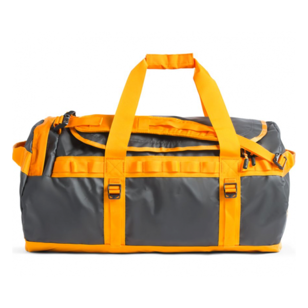 Баул The North Face The North Face Base Camp Duffel - M серый 69л