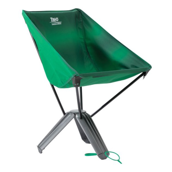 Кресло складное Therm-A-Rest Therm-a-Rest Treo Chair Jade зеленый раскладушка therm a rest therm a rest luxurylite mesh xl