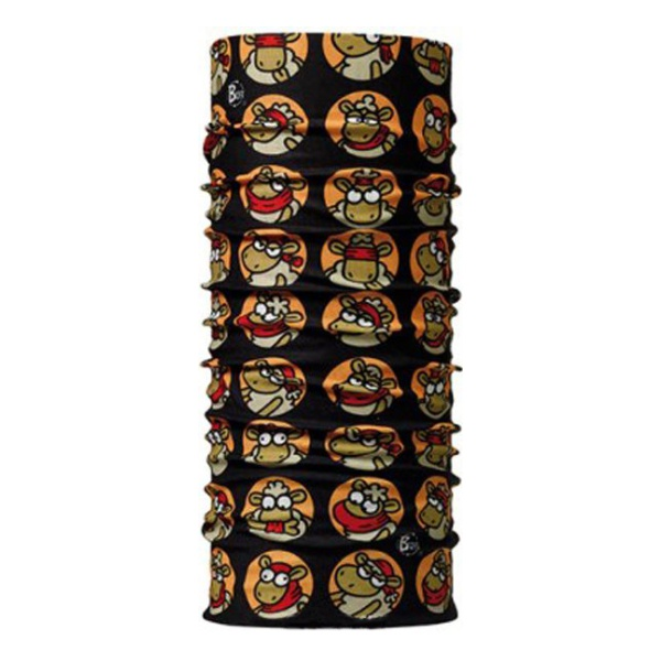 Бандана BUFF Buff Licenses Kukuxumusu Original Positions 53CM/62CM велобандана buff original buff original buff tamale см 53cm 62cm 107797 00