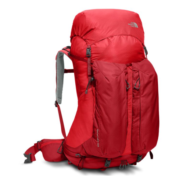 Рюкзак The North Face The North Face Banchee 65 красный L/XL рюкзак the north face banchee 35 цвет красный t92scn1sw lxl
