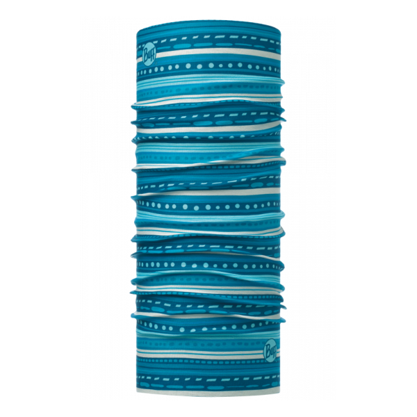 Купить Бандана Buff Original Child Frill Turquoise