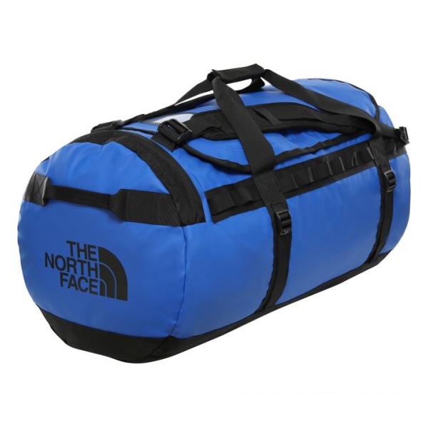 Сумка The North Face The North Face Base Camp Duffel - L синий 95Л сланцы the north face the north face base camp leather flip flop