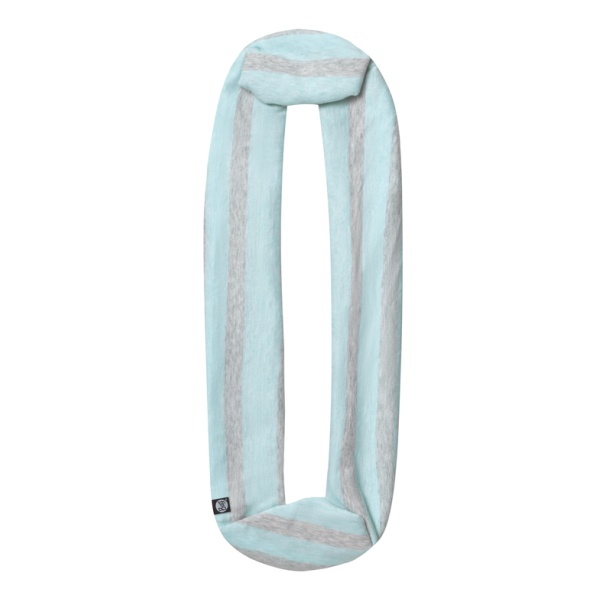 Шарф BUFF Buff Cotton Infinity Aqua Stripes светло-голубой ONE buff 2013 14 infinity wool reddish