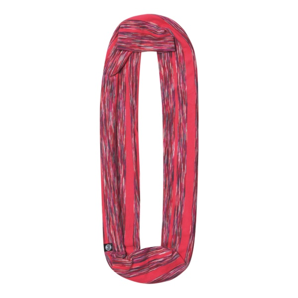 Шарф BUFF Buff Cotton Infinity Wild Pink Stripes темно-розовый ONE buff 2013 14 infinity wool reddish