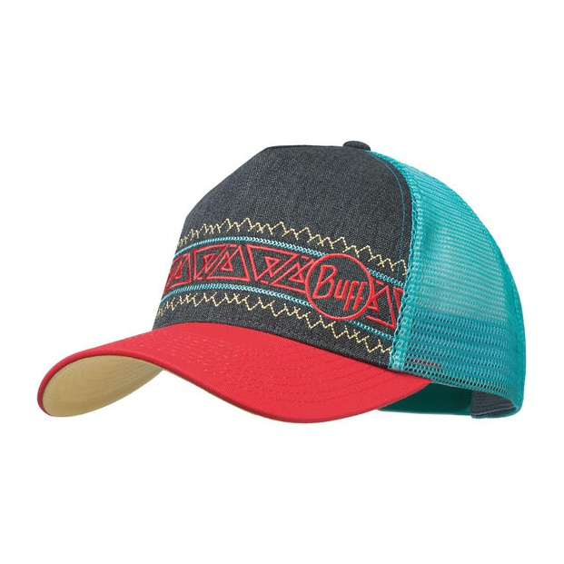 Купить Кепка Buff Trucker Cap Lush Multi