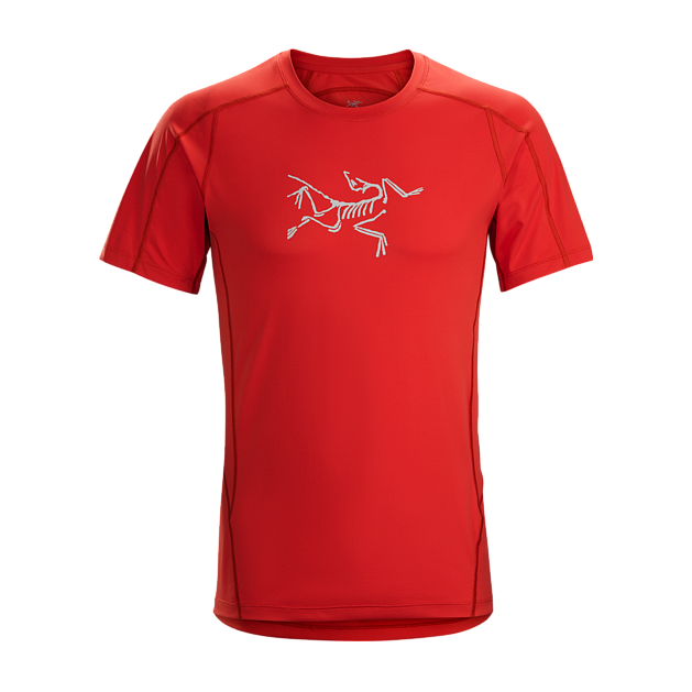 Футболка Arcteryx Arcteryx Phasic Evolution Crew Neck SS футболка arcteryx arcteryx remote ss