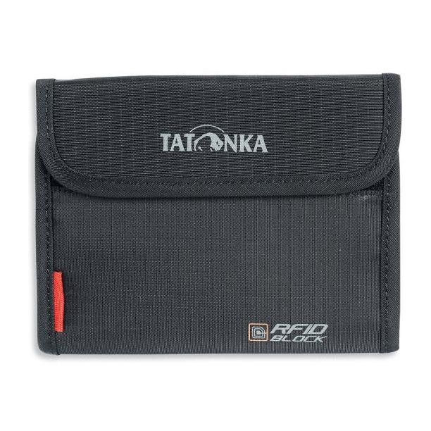 Кошелек Tatonka Tatonka Euro Wallet Rfid черный