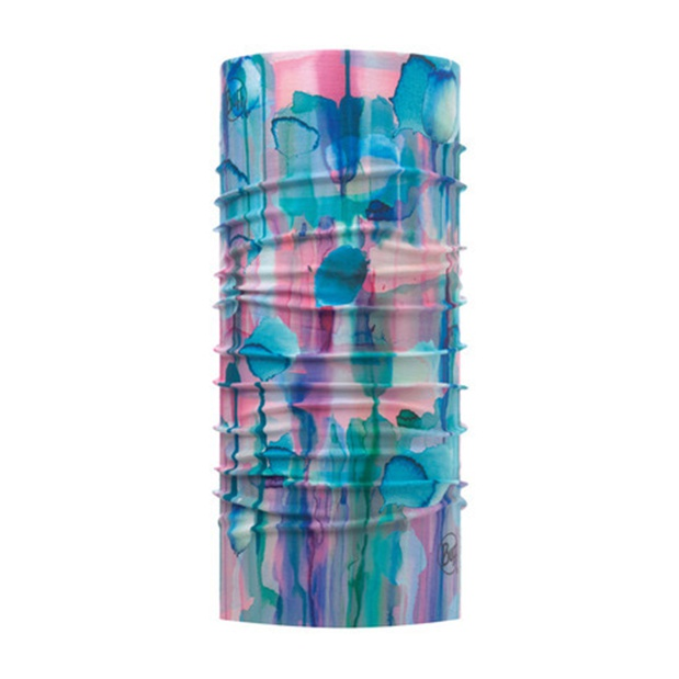цена на Бандана BUFF Buff UV Protection Poppis Multi темно-голубой 53/62CM