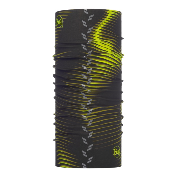 Бандана BUFF Buff Reflective R-Optical Yellow Fluor 53/62CM банданы buff бандана 2016 17 reflective r new elder multi standard us one size