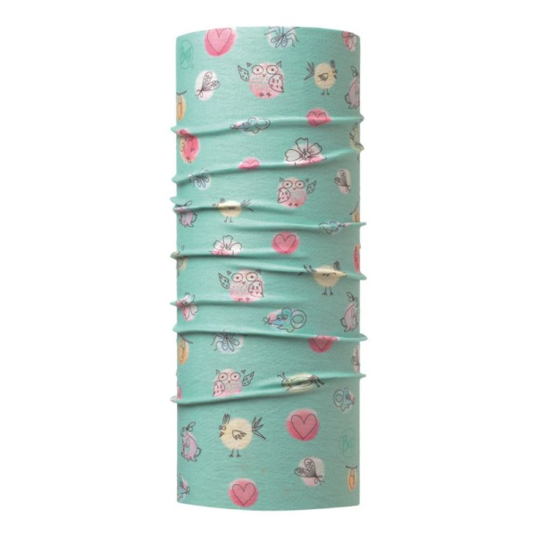 все цены на Бандана BUFF Buff UV Protection Baby Sweetest Aqua 53/62CM