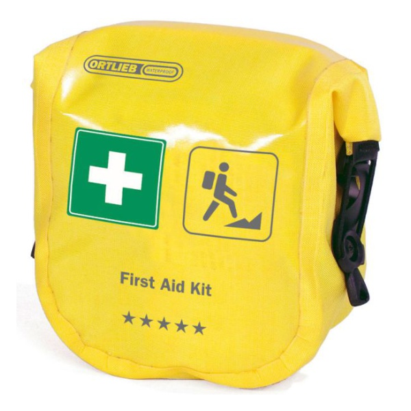 Аптечка ORTLIEB Ortlieb First-Aid-Kit Safety Level High Trekking 2л kitcox70427fao4001 value kit first aid only inc alcohol cleansing pads fao4001 and glad forceflex tall kitchen drawstring bags cox70427