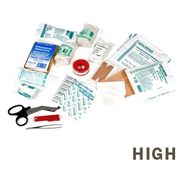 Купить Аптечка Ortlieb First-Aid-Kit Safety Level High Trekking