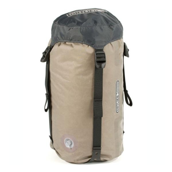 Гермомешок компрессионный ORTLIEB Ortlieb Ultra Lightweight Compression Dry Bag 7L серый 7л