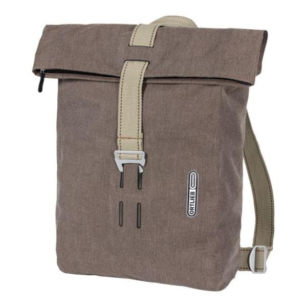 Рюкзак ORTLIEB Ortlieb Urban Daypack 15L темно-коричневый 15л цена и фото