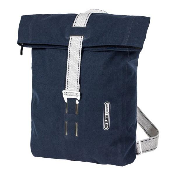 Рюкзак ORTLIEB Ortlieb Urban Daypack 15L темно-синий 15л men 15 inch laptop backpacks vintage waterproof canvas school shoulder bag women travel large casual daypack rucksacks li 1642