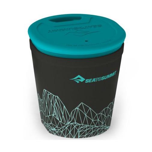 цена Кружка SEATOSUMMIT SeatoSummit Delta Light Insulated Mug голубой 350мл онлайн в 2017 году