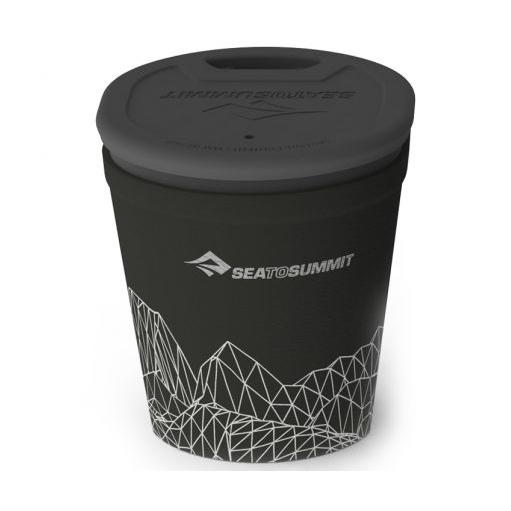 Кружка SEATOSUMMIT SeatoSummit Delta Light Insulated Mug серый
