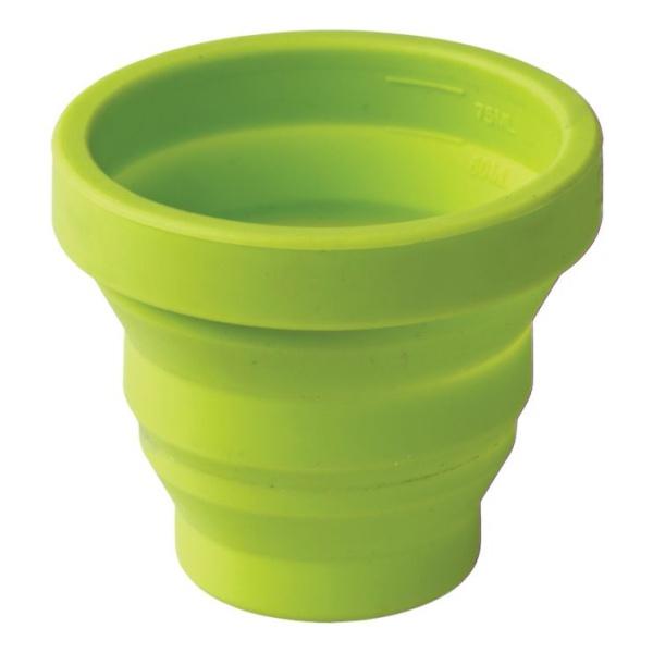 Стакан SEATOSUMMIT SeatoSummit X-Shot складной светло-зеленый стакан boyscout складной 200 мл